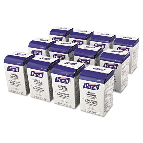 Goj965712 Purell Instant Hand Sanitizer 800ml Refill Zuma