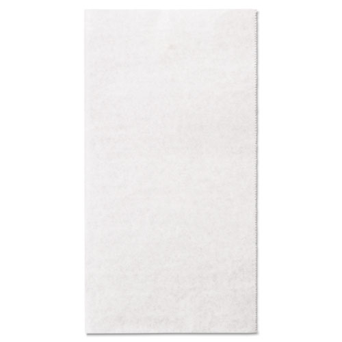 Eco-Pac Interfolded Dry Wax Paper, 10 x 10 3/4, White, 500/Pack, 12 Packs/Carton