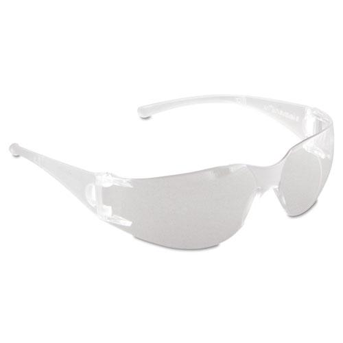 Jackson Safety* V10 Element Safety Glasses, Clear Frame, Clear Lens