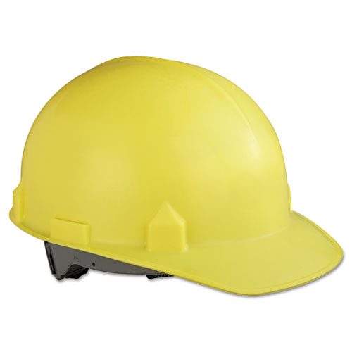 SC-6 Head Protection w/4-Point Suspension, Yellow