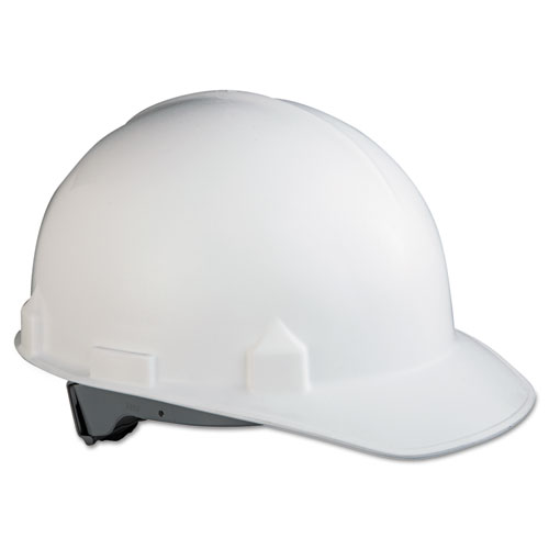 SC-6 Head Protection w/4-Point Suspension, White