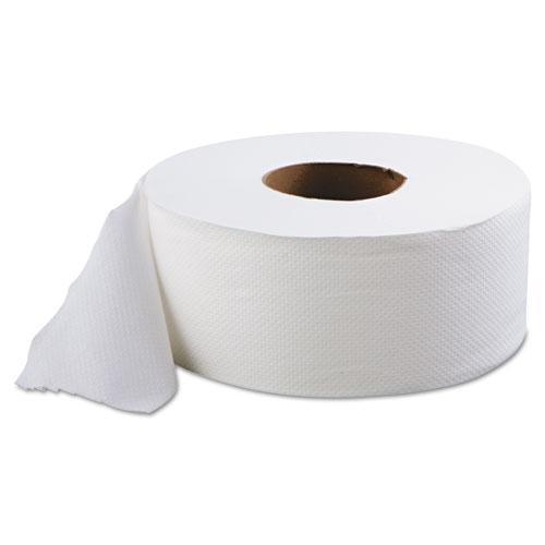 Morcon Paper Millennium Bath Tissue, 2-Ply, White, 12 Rolls/Carton