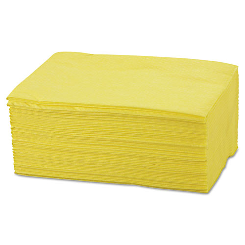 Masslinn Dust Cloths, 40 x 24, Yellow, 250/Carton