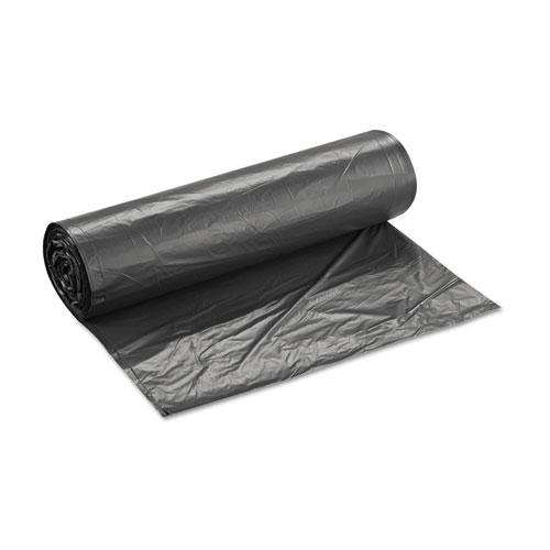 200 Bags 16mic 60 Gallon Natural Trash Bags 43x48 IBS S434816N