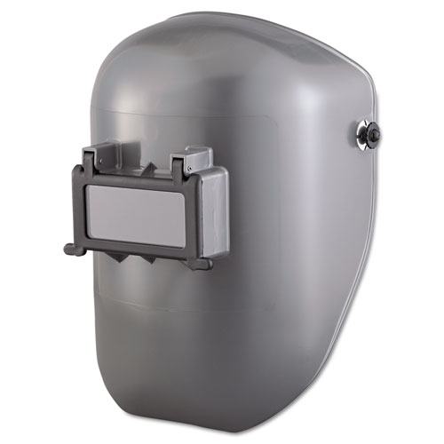 Fibre-Metal® by Honeywell Tiger Classic Thermo Plastic Welding Helmet, Gray