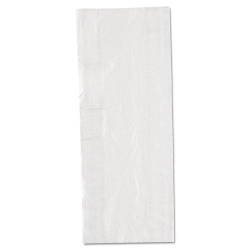 Food Bags, 3.5 qt, 0.68 mil, 6 x 15, Clear, 1,000/Carton