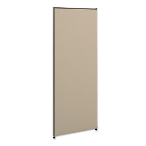 Vers Office Panel, 24w x 60h, Gray