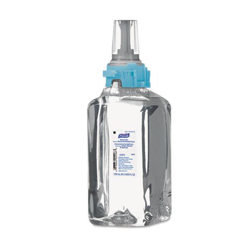 PURELL® Advanced Foam Hand Sanitizer, LTX-7, 700 mL Refill, 3/Carton