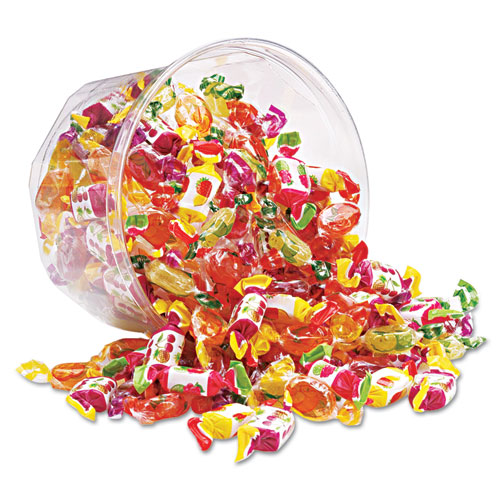 Office Snax® European Fruit-Filled Chews, Assorted Flavors