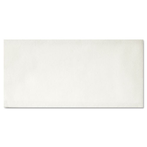 Linen-Like Guest Towels, 12 x 17, White, 125 Towels/Pack, 4 Packs/Carton