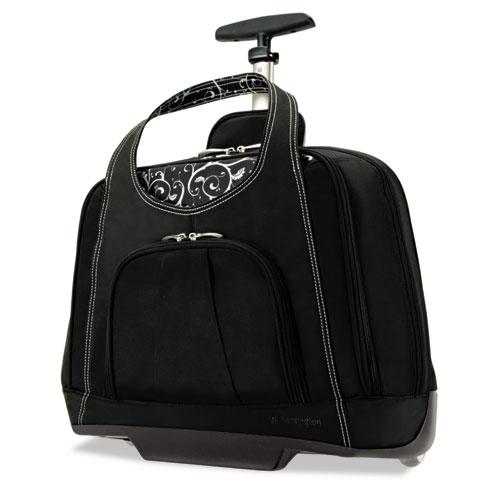 Contour Balance Rolling Netbook Case,18w x 9d x 13-1/2h, Black   by Plexsupply