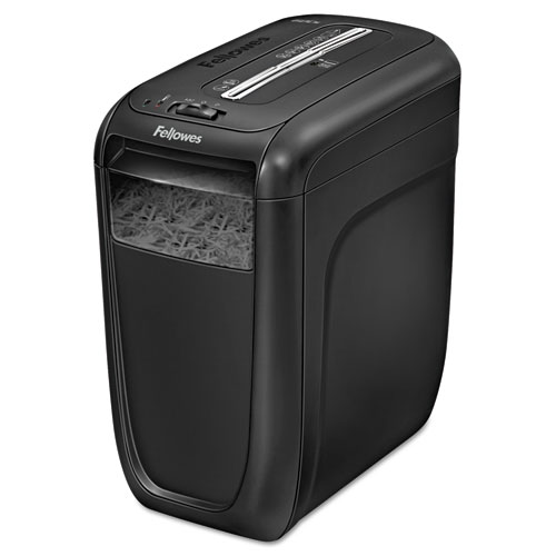 Powershred 60Cs Cross-Cut Shredder, 10 Manual Sheet Capacity