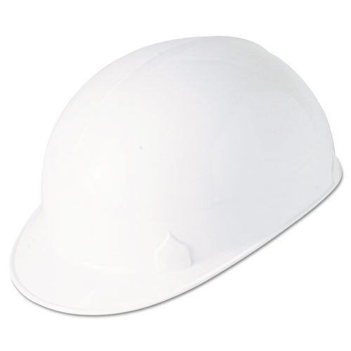 BC 100 Bump-Cap Hard Hat, White
