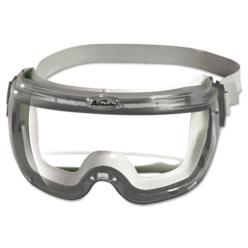 Jackson Safety* V80 REVOLUTION Goggles Black Frame, Clear Lens, Anti-Fog/Anti-Scratch