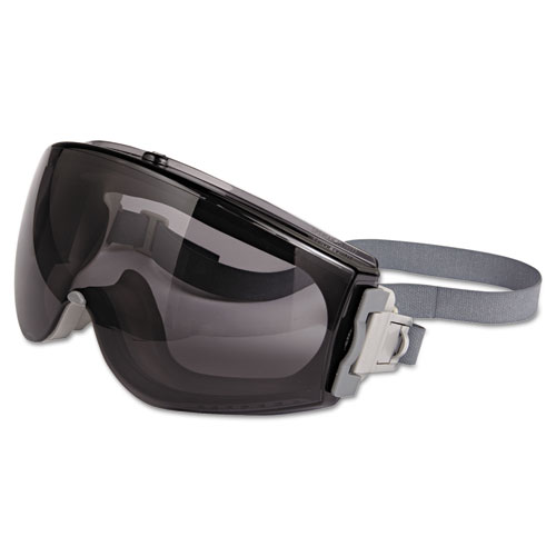Honeywell Uvex™ Stealth Safety Goggles, Gray/Gray