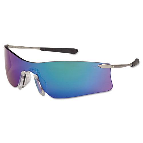 MCR™ Safety Rubicon Protective Eyewear, Emerald Lens