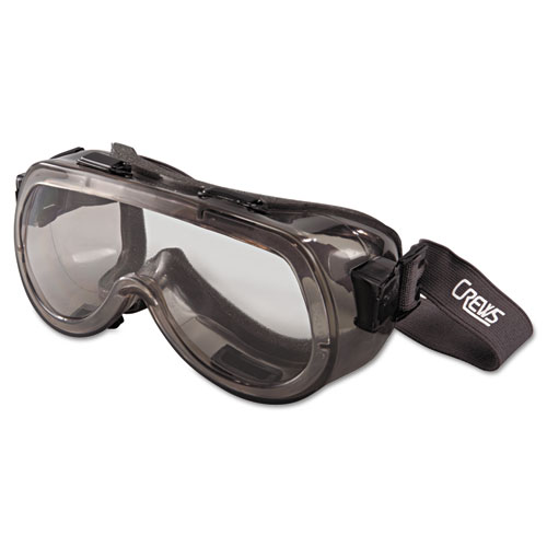 MCR™ Safety Verdict Goggles, Gray/Clear