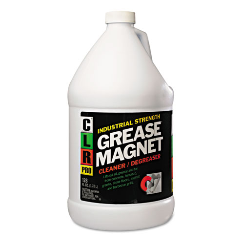 CLR® PRO Grease Magnet, 1gal Bottle