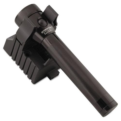 Streamlight® Stinger Rechargeable Flashlight, 3.6V NiCad, 120V AC/DC Charger, Black