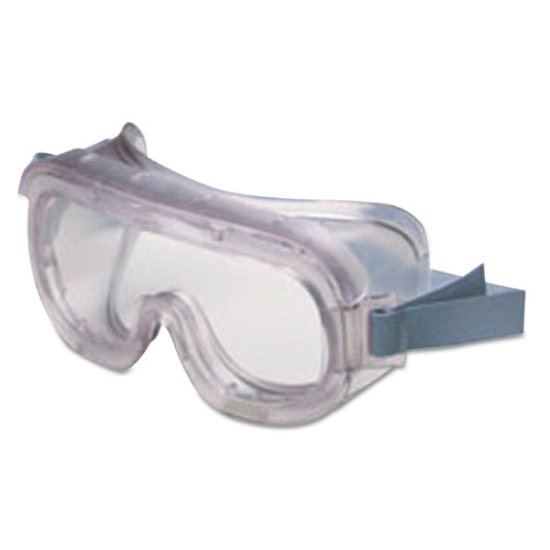 Honeywell Uvex™ Classic 9305 Goggles, Clear Body, Clear Lens