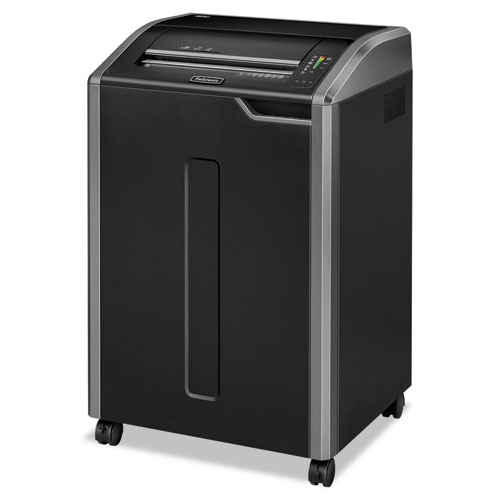 Powershred 485i 100% Jam Proof Strip-Cut Shredder, 38 Manual Sheet Capacity, TAA Compliant | by Plexsupply