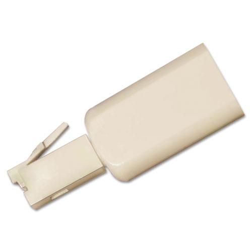 Softalk® Rotating 360 Telephone Cord Detangler, White