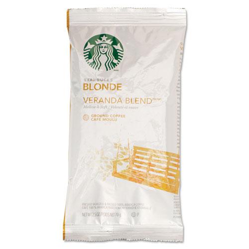 Coffee, Veranda Blend, 2.5oz, 18/Box | by Plexsupply