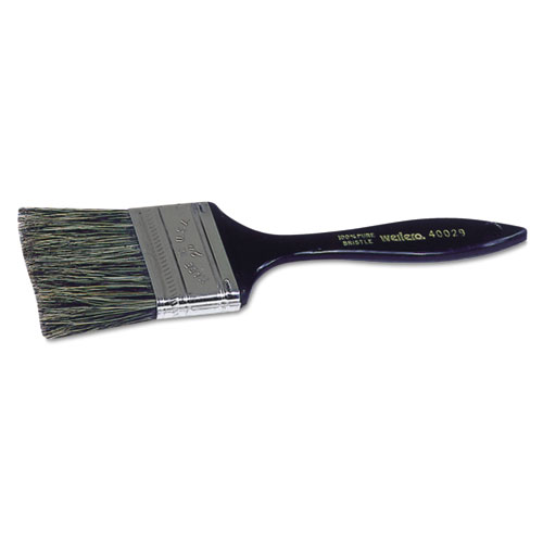 Disposable Chip and Oil Brush, 2, Gray. Plastic