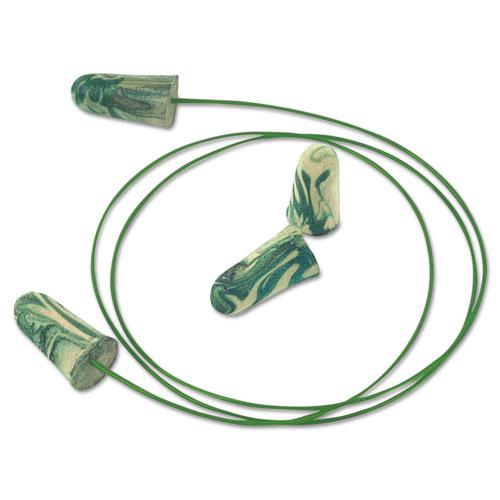 CAMO PLUGS Foam Earplugs, Special Ops, Corded, NRR 33 | by Plexsupply