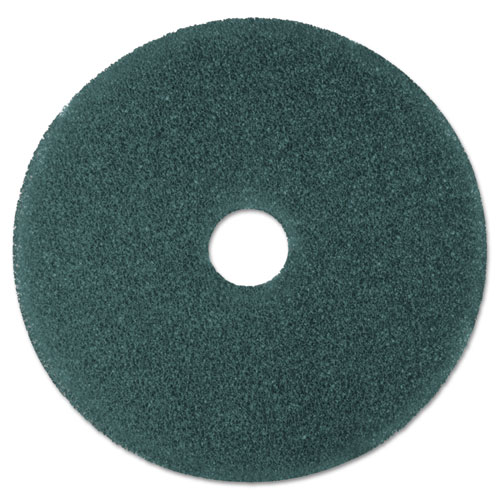 3m cleaner floor pad 5300 19 diameter blue 5 carton merchants