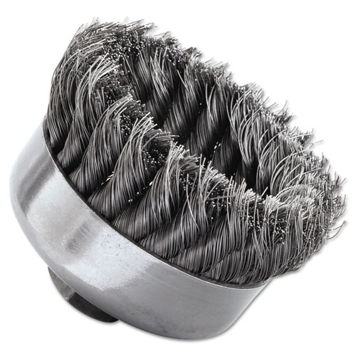 SR-4 General-Duty Knot Wire Cup Brush, .014 12306