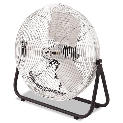 "TPI Industrial Industrial Floor Fan, 18"", 1/8hp, 3-Speed, 1-Phase"