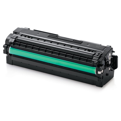 Samsung CLT-M506L (SU309A) High-Yield Toner, 3500 Page-Yield, Magenta