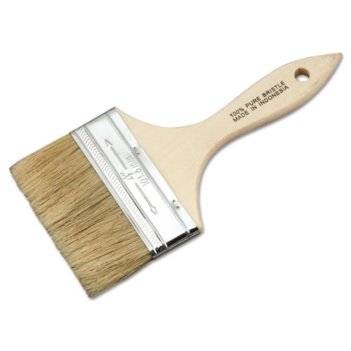 Low Cost Paint or Chip Brush, 4
