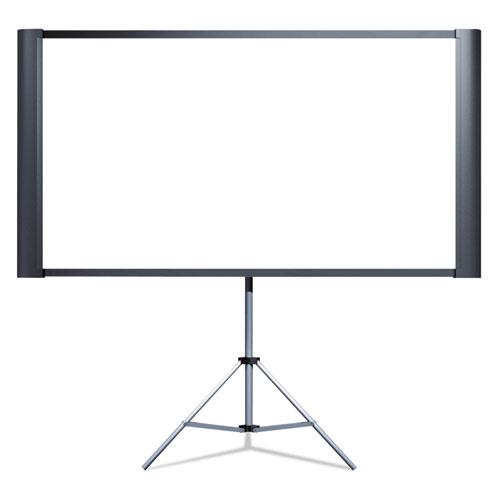 Duet Ultra Portable Projection Screen, 80 Widescreen