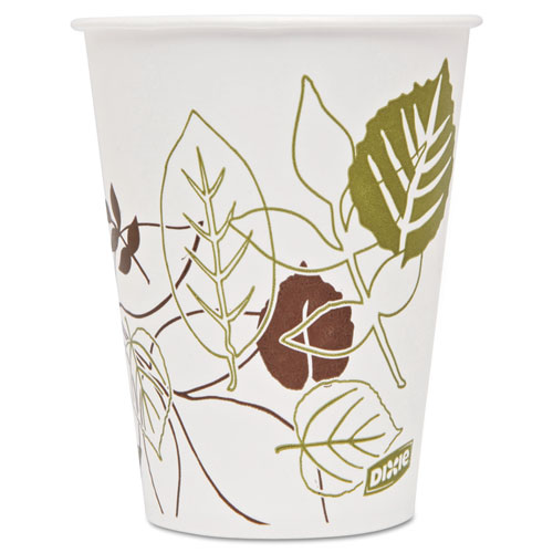 Pathways Polycoated Paper Cold Cups, 9oz, 2400/Carton 9PPATH