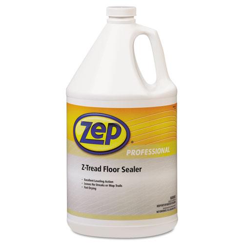 Zep Professional® Z-Tread Floor Sealer, Neutral, 1gal Bottle