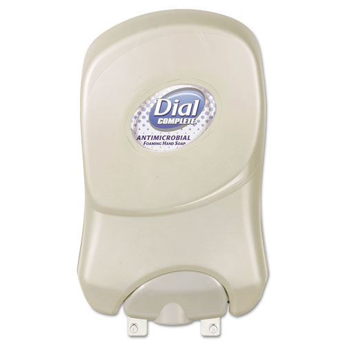 Duo Touch-Free Dispenser, 1250 mL, 7.25 x 3.88 x 11.75, Pearl