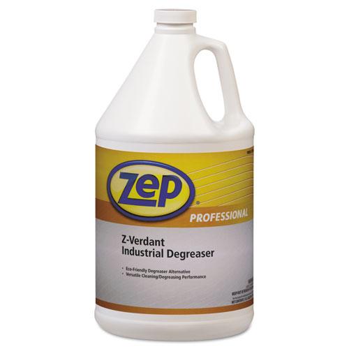 Zep Professional® Z-Verdant Industrial Degreaser, Neutral, 1gal Bottle, 4/Carton