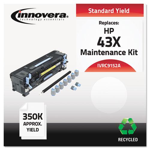 Remanufactured C9152-67907 (9000) Maintenance Kit, 350,000 Page-Yield