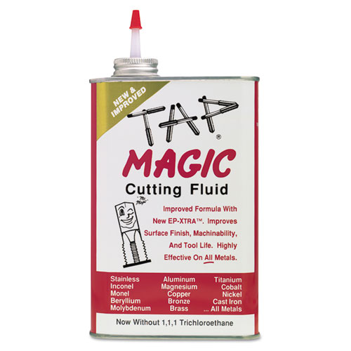 16 Oz. Cutting Fluid W/Ep-Xtra, Spout Top
