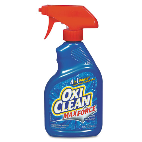 OxiClean™ Max Force Stain Remover, 12oz Spray Bottle, 12/Carton