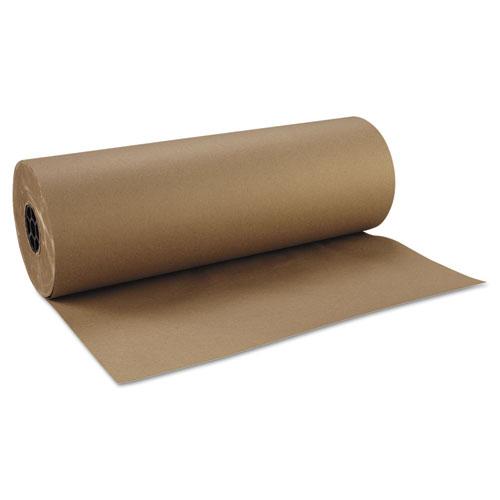 Boardwalk® Kraft Paper, 24 in x 900 ft, Brown BWKK2440900