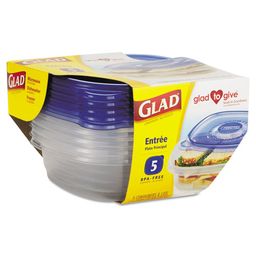 Food Storage Containers & Lids
