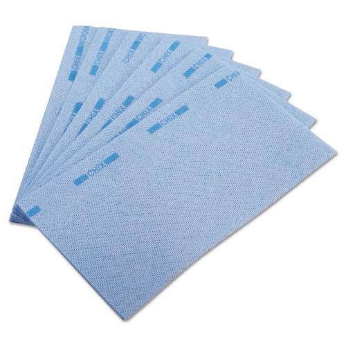 Food Service Towels, 13 x 24, Blue, 150/Carton