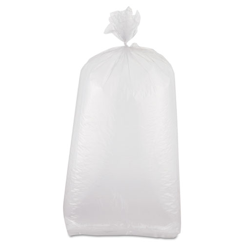 Inteplast Group Get Reddi Bread Bag, 8x3x20, 0.80 Mil, Extra-Large Capacity, Clear, 1000/Carton