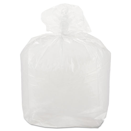 Food Bags, 0.75 mil, 5 x 15, Clear, 1,000/Carton