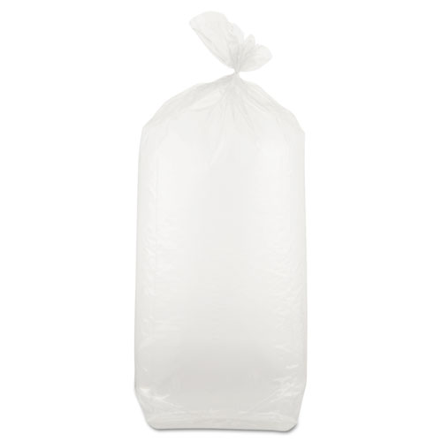 Food Bags, 0.75 mil, 5 x 18, Clear, 1,000/Carton