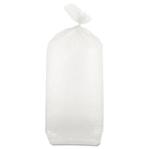 "Food Bags, 0.75 mil, 5"" x 18"", Clear, 1,000/Carton"