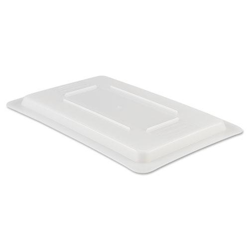 Food/Tote Box Lids, 12w x 18d, White 3510WHI